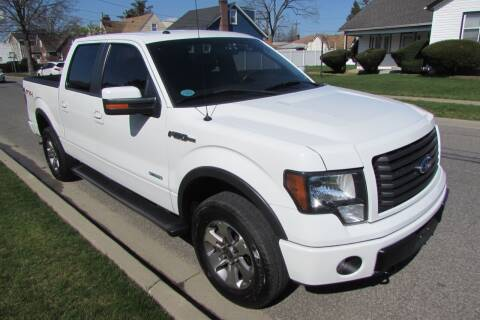 2011 Ford F-150 for sale at First Choice Automobile in Uniondale NY