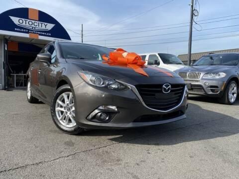 2015 Mazda MAZDA3 for sale at OTOCITY in Totowa NJ