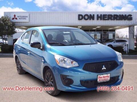 2020 Mitsubishi Mirage G4 for sale at Don Herring Mitsubishi in Dallas TX