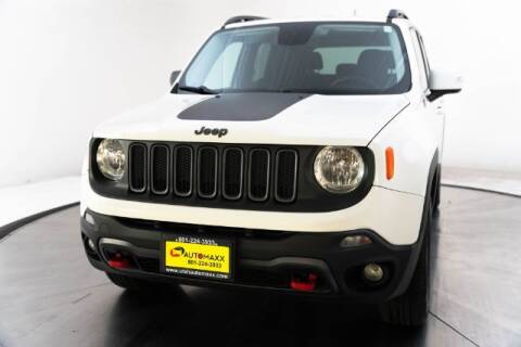 2015 Jeep Renegade for sale at AUTOMAXX MAIN in Orem UT