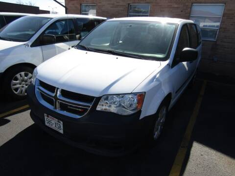 2015 Dodge Grand Caravan for sale at DCS Auto Sales in Milwaukee WI