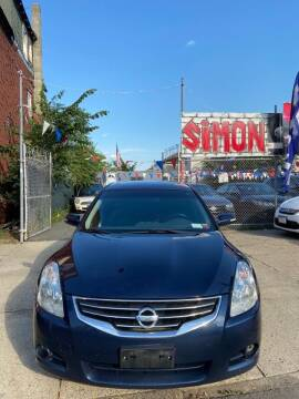 2012 Nissan Altima for sale at Simon Auto Group in Newark NJ