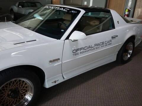 1989 Pontiac Firebird for sale at MICHAEL'S AUTO SALES in Mount Clemens MI