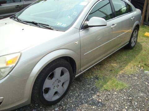 2008 Saturn Aura for sale at Branch Avenue Auto Auction in Clinton MD