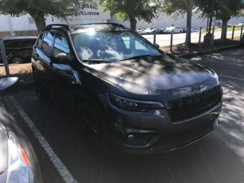 2021 Jeep Cherokee for sale at Southern Auto Solutions-Jim Ellis Hyundai in Marietta GA