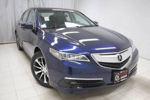 2017 Acura TLX for sale at EMG AUTO SALES in Avenel NJ