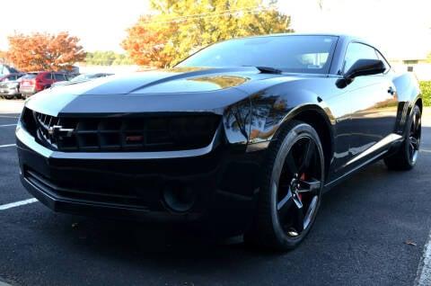 2011 Chevrolet Camaro for sale at Wheel Deal Auto Sales LLC in Norfolk VA
