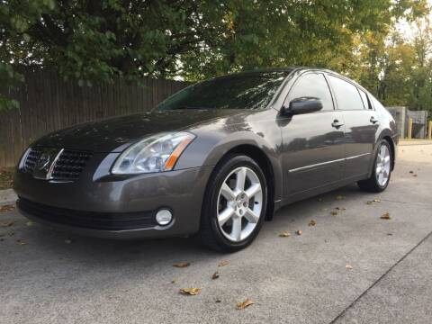 2006 Nissan Maxima for sale at Harold Cummings Auto Sales in Henderson KY