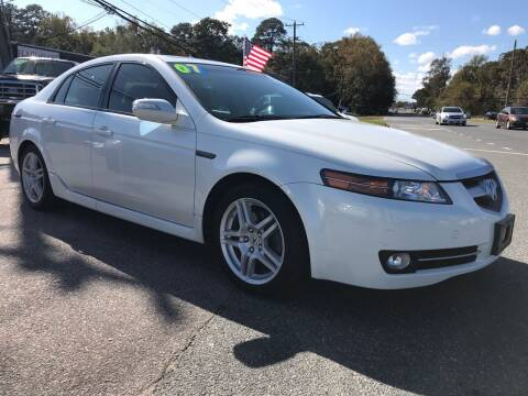 2007 Acura TL for sale at Mega Autosports in Chesapeake VA