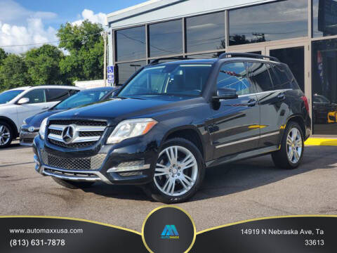 2015 Mercedes-Benz GLK for sale at Automaxx in Tampa FL