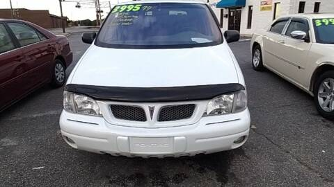 1999 Pontiac Montana for sale at IMPORT MOTORSPORTS in Hickory NC