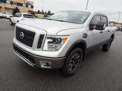 2017 Nissan Titan for sale at Karmart in Burlington WA