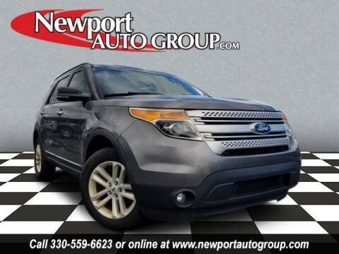 2012 Ford Explorer for sale at Newport Auto Group in Austintown OH
