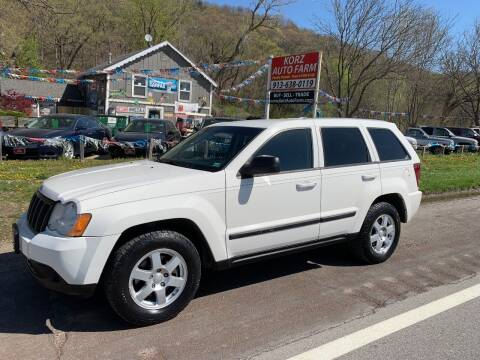 2008 Jeep Grand Cherokee for sale at Korz Auto Farm in Kansas City KS