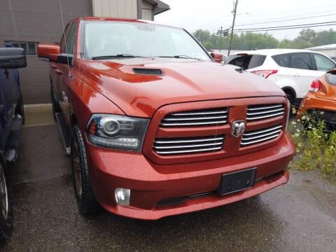 2013 RAM Ram Pickup 1500 for sale at RS Motors in Falconer NY