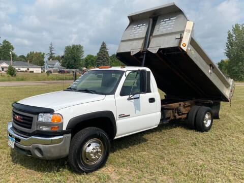 2003 GMC Sierra 3500 for sale at Affordable Auto Sales in Cambridge MN