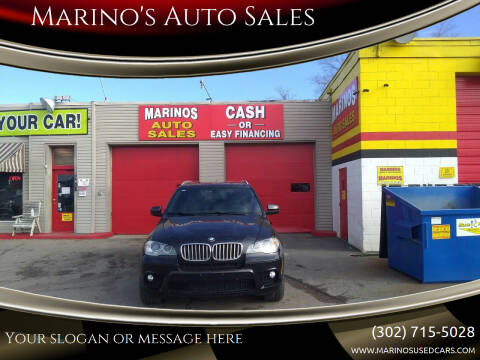 2013 BMW X5 for sale at Marino's Auto Sales in Laurel DE