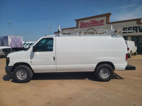 2012 Ford E-Series Cargo for sale at TRUCK N TRAILER in Oklahoma City OK