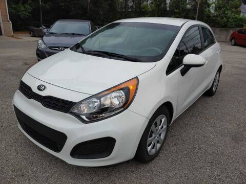 2014 Kia Rio 5-Door for sale at Auto Solutions of Rockford in Rockford IL