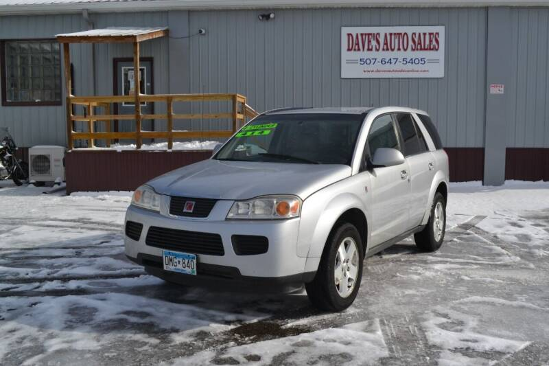 2006 Saturn Vue for sale at Dave's Auto Sales in Winthrop MN