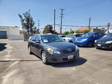 2011 Toyota Camry for sale at Silver Star Auto in San Bernardino CA