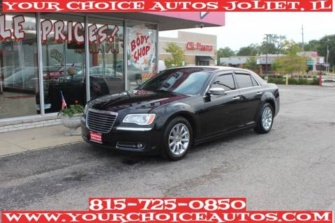 2013 Chrysler 300 for sale at Your Choice Autos - Joliet in Joliet IL