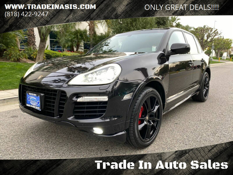2009 Porsche Cayenne for sale at Trade In Auto Sales in Van Nuys CA