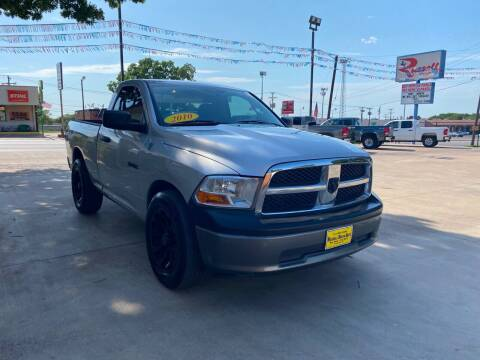 2010 Dodge Ram Pickup 1500 for sale at Russell Smith Auto in Fort Worth TX