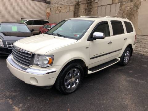 2008 Chrysler Aspen for sale at STEEL TOWN PRE OWNED AUTO SALES in Weirton WV