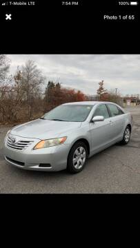 2007 Toyota Camry for sale at Worldwide Auto Sales in Fall River MA