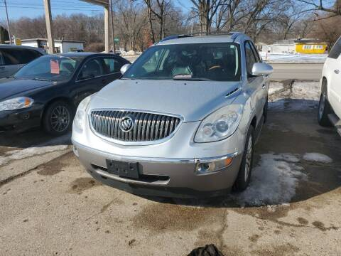 2009 Buick Enclave for sale at ASAP AUTO SALES in Muskegon MI