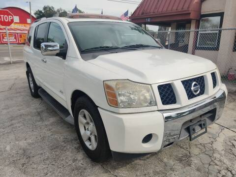 2007 Nissan Armada for sale at Advance Import in Tampa FL