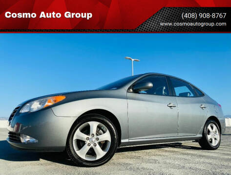 2009 Hyundai Elantra for sale at Cosmo Auto Group in San Jose CA