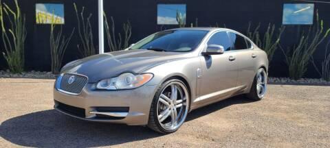 2009 Jaguar XF for sale at Fast Trac Auto Sales in Phoenix AZ