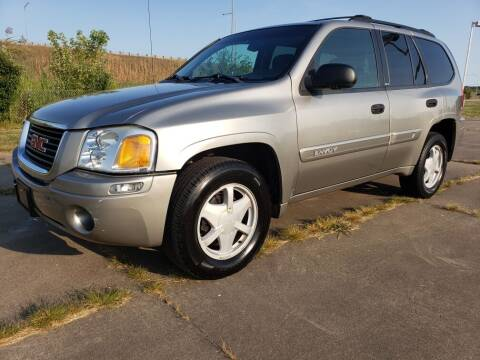 2003 GMC Envoy for sale at QUAD CITIES AUTO SALES in Milan IL