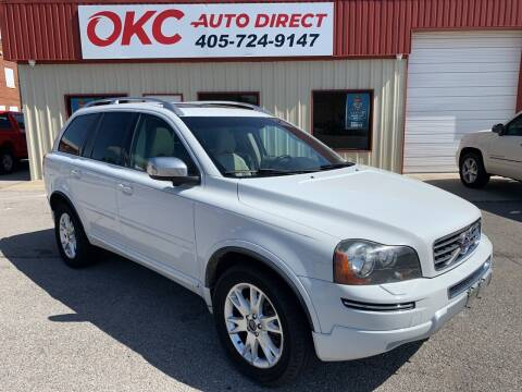 2013 Volvo XC90 for sale at OKC Auto Direct in Oklahoma City OK