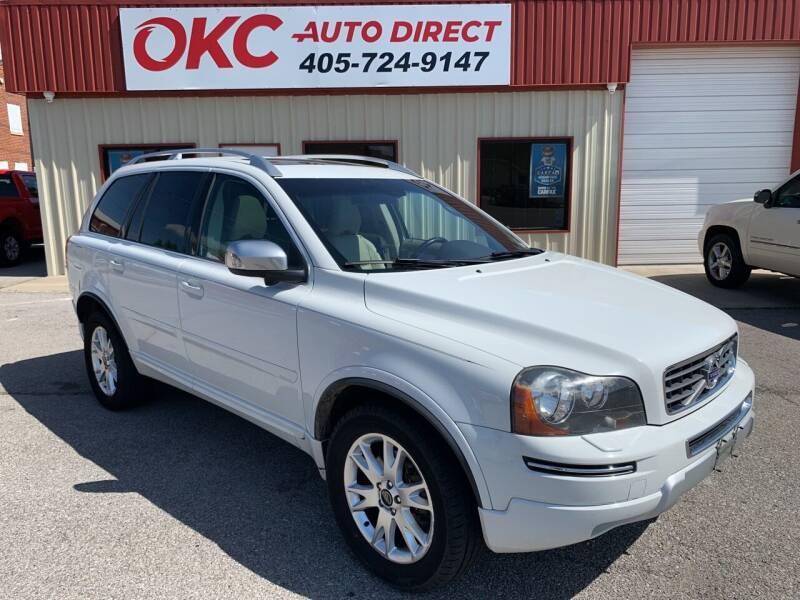 2013 Volvo XC90 for sale at OKC Auto Direct, LLC in Oklahoma City OK