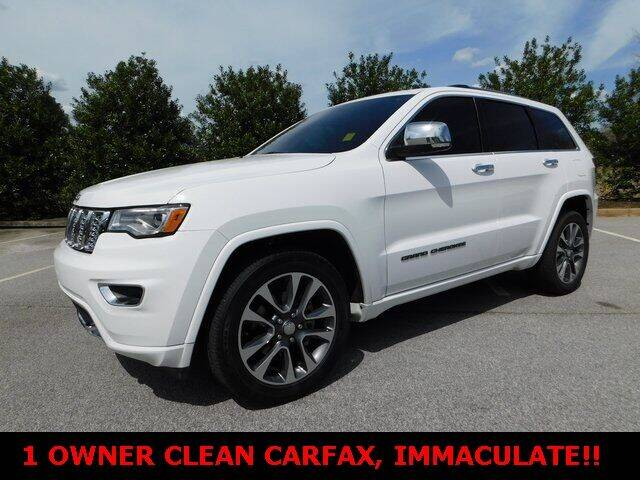 2017 Jeep Grand Cherokee for sale at West Georgia Auto Brokers in Douglasville GA