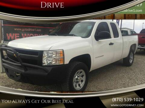 2012 Chevrolet Silverado 1500 for sale at Drive in Leachville AR