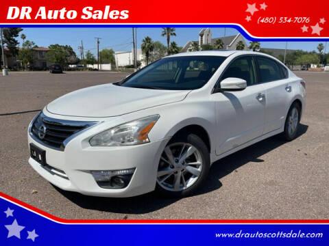 2014 Nissan Altima for sale at DR Auto Sales in Scottsdale AZ