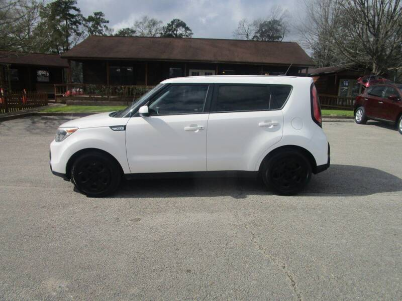 2015 Kia Soul for sale at Victory Motor Company in Conroe TX