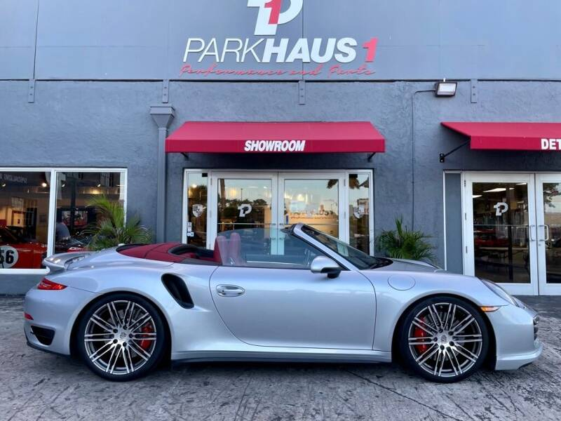 2016 Porsche 911 for sale at PARKHAUS1 in Miami FL