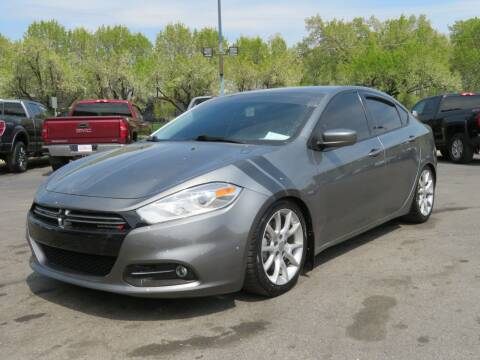 2013 Dodge Dart for sale at Low Cost Cars North in Whitehall OH