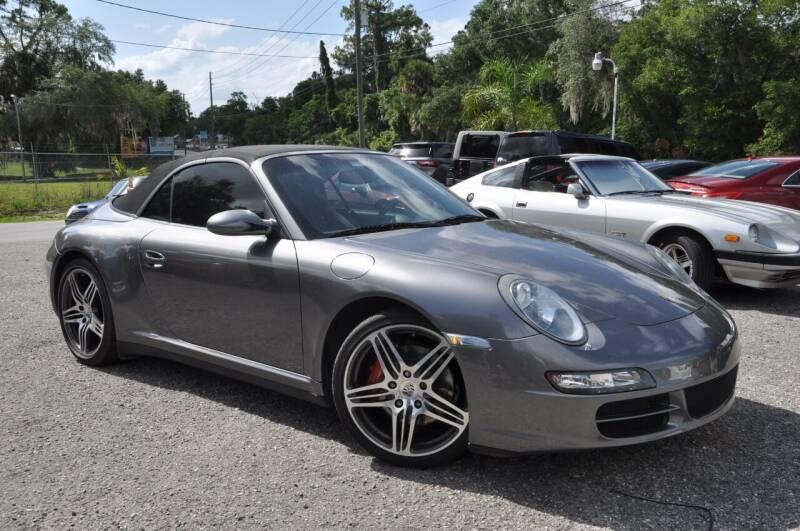 2008 Porsche 911 for sale at Elite Motorcar, LLC in Deland FL