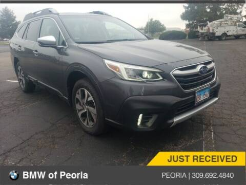 2020 Subaru Outback for sale at BMW of Peoria in Peoria IL