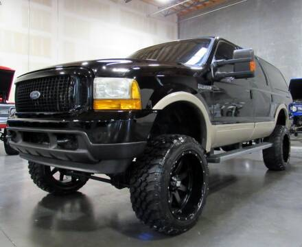 2001 Ford Excursion for sale at Platinum Motors in Portland OR