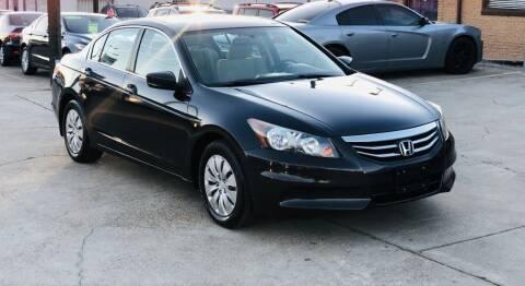 2012 Honda Accord for sale at Safeen Motors in Garland TX