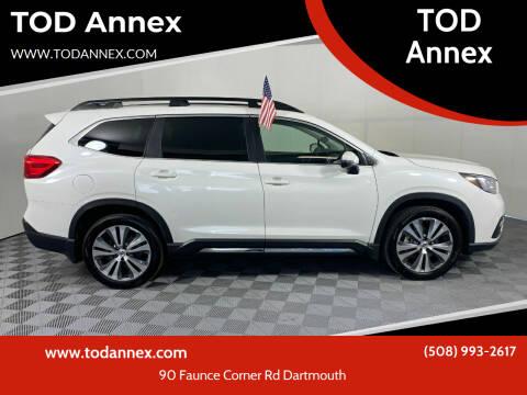 2019 Subaru Ascent for sale at TOD Annex in North Dartmouth MA