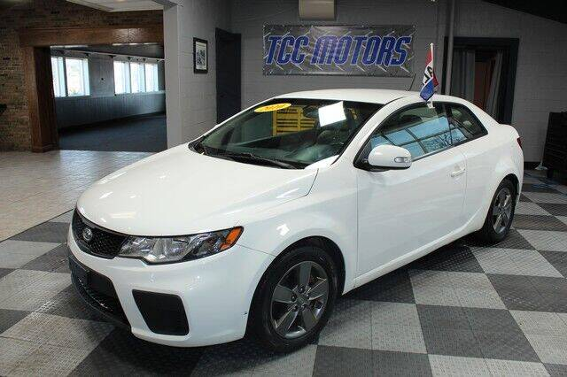 2010 Kia Forte Koup for sale at TCC Motors in Farmington Hills MI
