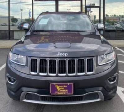 2015 Jeep Grand Cherokee for sale at DRIVEhereNOW.com in Greenville NC
